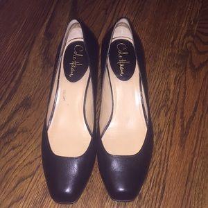 Cole Haan heels, Nike Air comfort